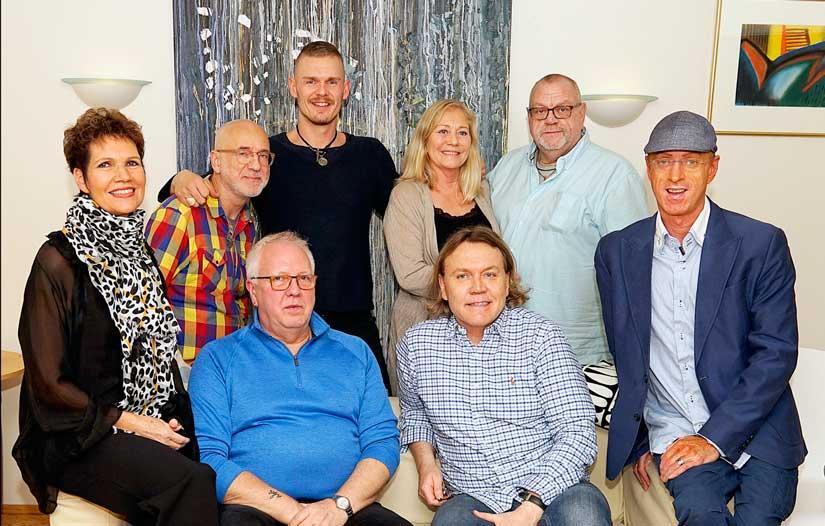 Stjórn HIV Ísland 2018