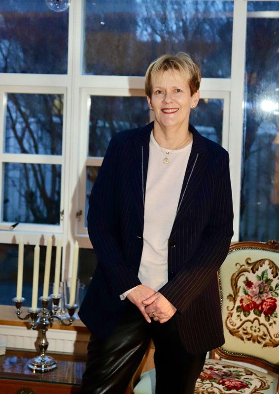 Bergþóra Karlsdóttir